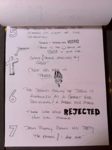 Revelation Notes (Note taking) 2